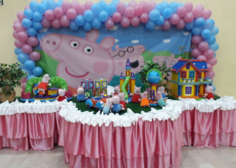 Decoraç u00e3o de Festa Infantil na Zona Leste de SP Universo da Folia -> Decoração De Festa Infantil Zona Leste Sp